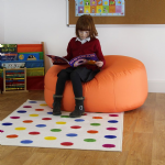 Primary Bench Bean Bag